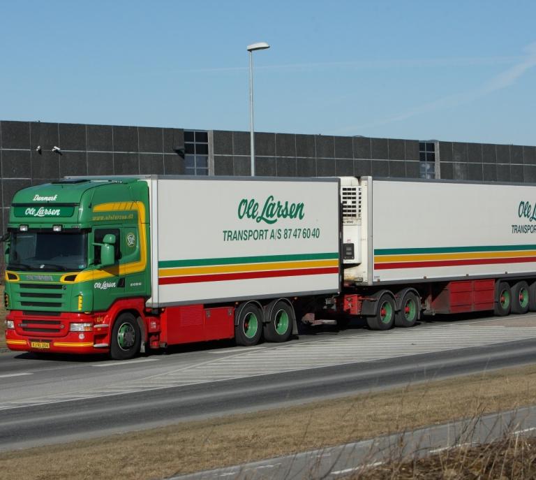 Kørekort til Lastbil og Hænger eller Bus